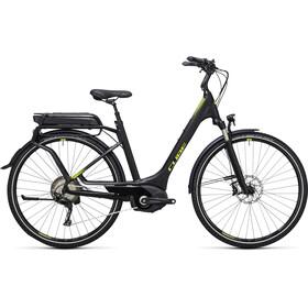 Cube Kathmandu Hybrid Pro 500 Elcykel Trekking Easy Entry grå/svart